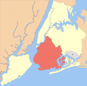 brooklyn, boroughs of New York