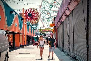 Brooklyn moving coney Island