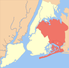 Moving to Queens