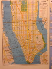 Boroughs of New York City to relocate to
