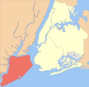 Staten Island- boroughs of New York