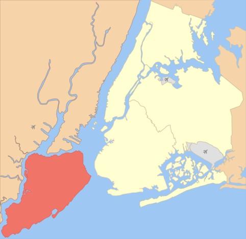 Moving to Staten Island