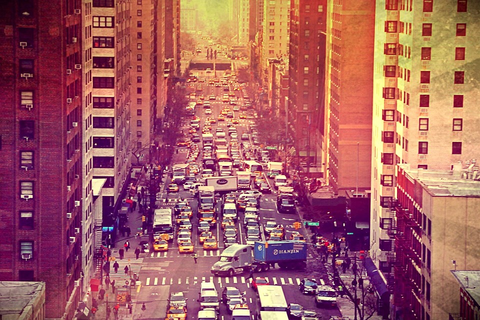 Choose life in Brooklyn without a car- NYC is famous for traffic jams