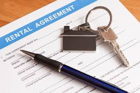 Get your paperwork in order before you see the apartment