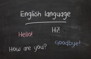 English words written on board you should know before moving to Canada