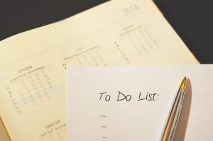 From all the moving tips checklist may be the most important one