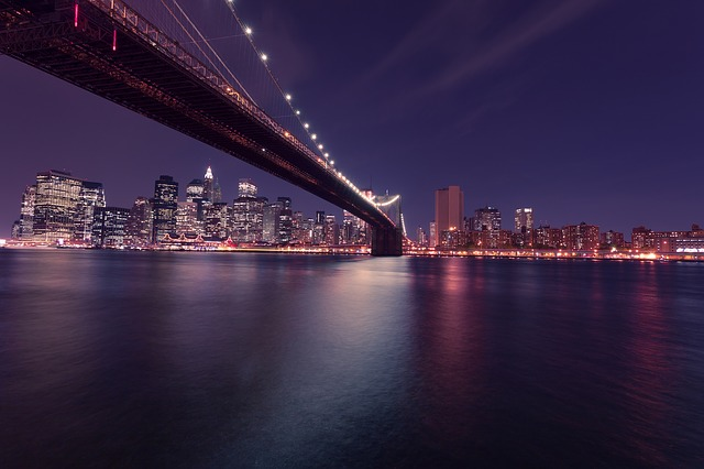 When you decide to move to Brooklyn - take a look at this Brooklyn bridge.