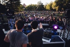 DJs also participate on some of the top music festivals in Brooklyn to visit