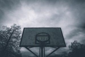 New York Basketball Hoop