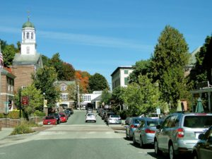 people move to New Hampshire