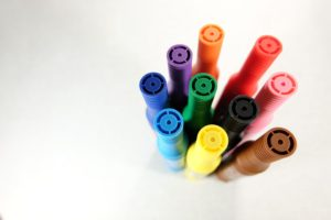 Markers.