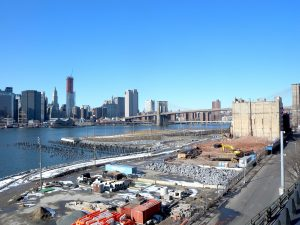 Moving to Red Hook