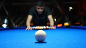 A moving company can help you relocate a pool table!