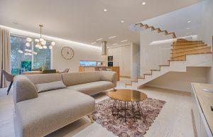 A perfect living room