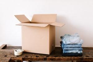 cardboard moving box is Packing supplies you need for your Brooklyn move