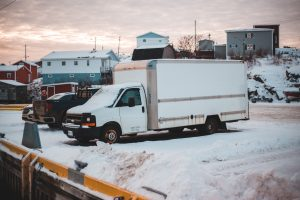 Renting a moving truck in Brooklyn during the winter