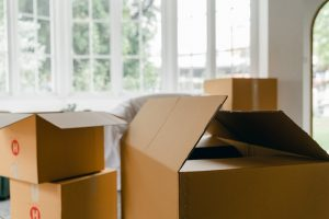 Different types of moving boxes