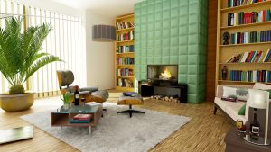Colors are important for adding a personal touch to your Brooklyn apartment