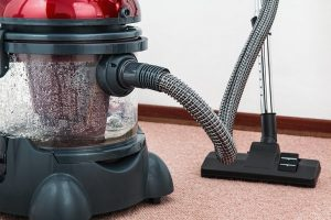 Vacuum cleaner you'll need before packing carpets for moving cross country.